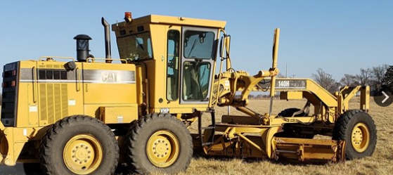 Primary image for 1999 CAT 140H VHP For Sale In Humboldt, Kansas 66748
