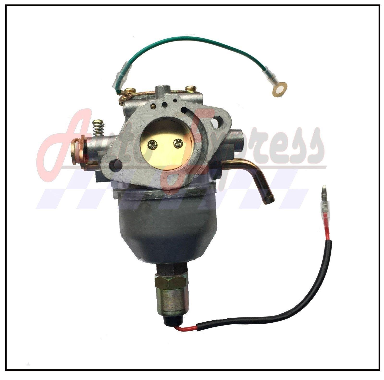 CARBURETOR FOR KOHLER KT SERIES DOME STYLE ENGINE CARB OIL FUEL FILTERS image 2