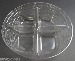 Longaberger 4 Way Divided Basket Protector No. 44440 Plastic Accessory D... - $11.99