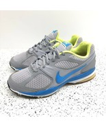 Nike Womens Air Max Prosper Running Shoes Gray Blue Size 7 Training Snea... - $39.59