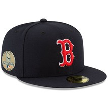 Boston Red Sox 2018 World Series Champions New Era 59Fifty Fitted Hat Mu... - $54.99