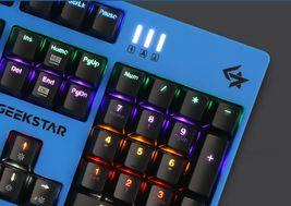 Geekstar GK703 Mechanical Gaming Keyboard English Korean Kailh Optical Switch image 5