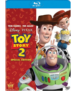 Disney Toy Story 2 (Two-Disc Special Edition Blu-ray/DVD Combo)  - $9.71