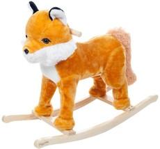 Happy Trails Plush Rocking Felix the Fox With Maximum Durability - $51.22