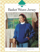 Ladies Basket Weave Jersey Single Pattern Vanna White - $3.46