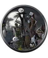 Jack and Sally Halloween Town People Nightmare Before Christmas 18MM Sna... - $5.95