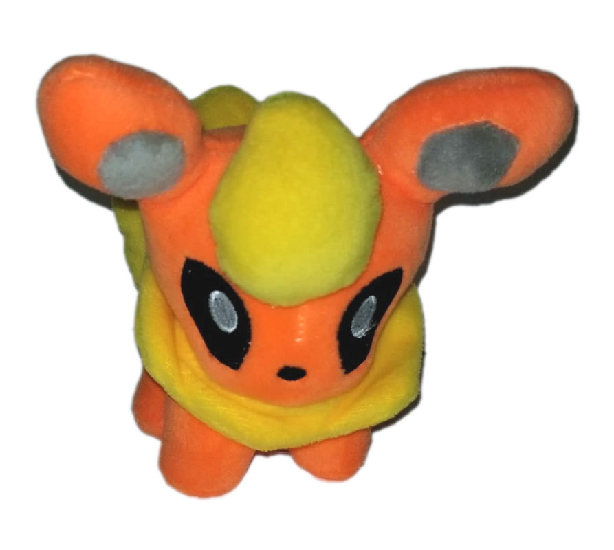 "Pokemon ""Chibi Flareon"" Anime UFO Catcher / Plush * Nintendo"