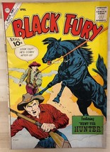 BLACK FURY #35 (1962) Charlton Comics VG+ - $9.89