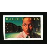 2014 91c Ralph Ellison, Literary Arts, Imperforate Scott 4866a Mint F/VF NH - $4.95