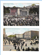 Germany Berlin 2 Postcards Changing the Guard Unter den Linden New Guard... - $8.99