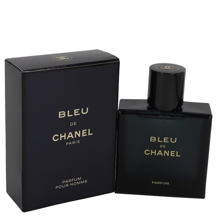Chanel Bleu De Chanel 1.7 Oz Eau De Parfum Cologne Spray