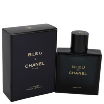 Chanel Bleu De Chanel 1.7 Oz Eau De Parfum Cologne Spray image 1