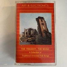 The Tragedy The Music Collection of Traditional Folk Songs (Cassette) - $9.89