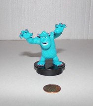 "Disney Pixar Monsters Cinema Scene Scare Position Sulley Action Figure 3"" - $5.93"