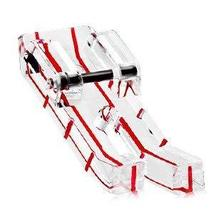 """1/4"""" Clear Quilting Sewing Machine Presser Foot Straight Stitch Foot Clear With - $7.43"""