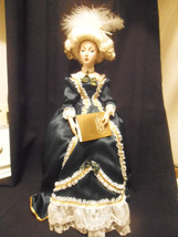 Marie Antoinette vintage doll by Franklin Mint ... - $789.00