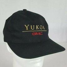 GMC Yukon Snapback Hat Cap Black Embroidered Truck Chevy 4x4 Commercial ... - $19.99