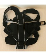 """Baby Bjorn Baby Infant Carrier Two Way Active 21"""" Black 8 to 26 lbs Back... - $19.99"""