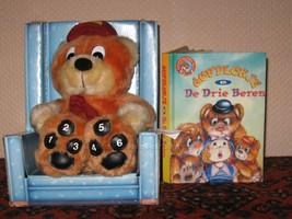 DS-Max European Belgium Goudlokje Goldilocks Story Dutch Talking Baby Be... - $46.44