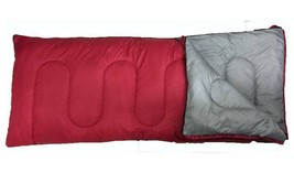 ProAction Envelope 200GSM Sleeping Bag Is Ideal For Camping And Caravann... - £19.57 GBP