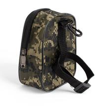 Fishing Reel MINI Bag Pocket Fishing Tackle Pouch Bag Fishing Reel Wais... - $4.99