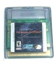 The Mask Of Zorro - Nintendo Game Boy Colore - Gratis S/Altezza - (GB1) - $9.94