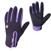 Unisex Anti-slip Cycling Gloves Men Warmer Touch Screen MTB Road Mountai... - $10.34