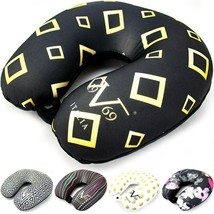 V19.69 Italia Soft Travel Neck Pillow / Airplane Pillow for Supportive C... - €10,64 EUR