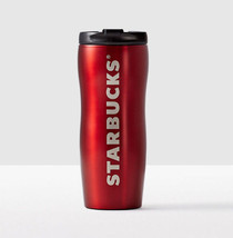Shaped Lucy Stainless Steel Tumbler - Red, 12 fl oz - $66.66