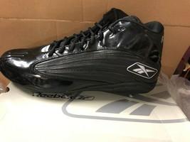 NWB Reebok Men Football Turf Shoe cleats NFL Outside Speed II Mid Size *18 - $14.01