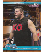 Kevin Owens 2019 Topps WWE Road To Wrestlemania Bronze Card #58 - $1.50
