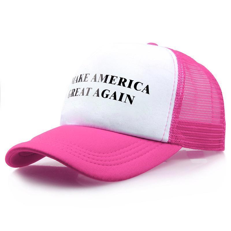 Make America Great Again Baseball Cap Women Man Hat Hip Hop Adjustable Snapback