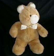 """13 """" Vintage Commonwealth Braun Teddybär Hellbraun Plüschtier Plüsch Spielzeug - $21.42"""