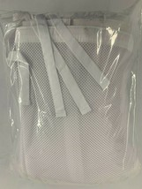 BreathableBaby Classic  Baby Mesh Crib Liner, For Solid End Cribs - Whit... - $21.77