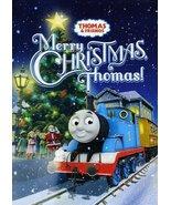 Thomas & Friends: Merry Christmas Thomas! DVD - $4.95