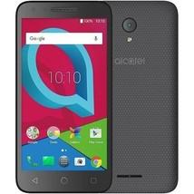 Alcatel U50 | 4G LTE (GSM UNLOCKED) Smartphone 5044s - Black