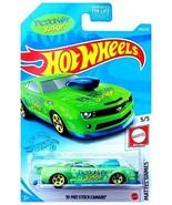 Hot Wheels - '10 Pro Stock Camaro: '21 Mattel Games #5/5 - #149/250 *Kro... - $4.00