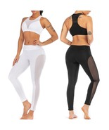 "Women""s Leggings Fitness Sports Gym Running Slim Tight Yoga Athletic Pan... - ₹870.00 INR"