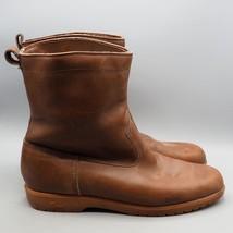 Vintage Bass Fleece Lined Winter Boots Men's Size 10.5 - $49.49