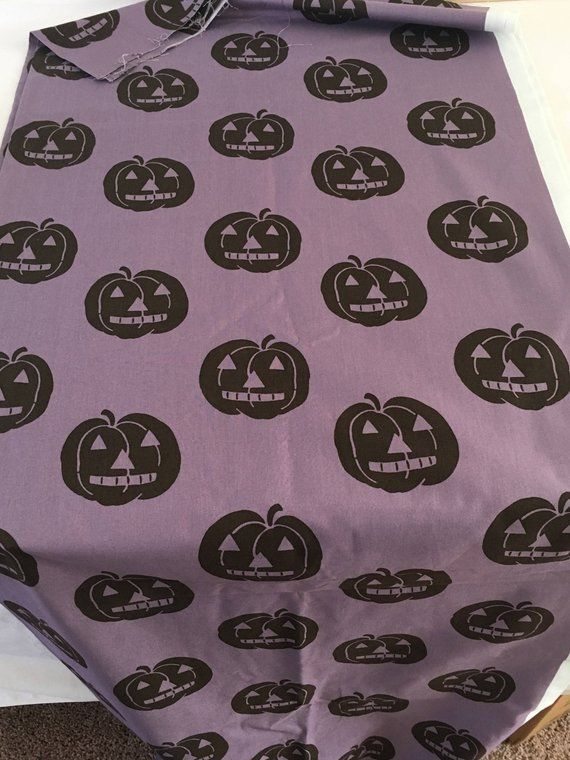 Primary image for Halloween - Cotton Fabric by Renee Nanneman of Needle'L Love for Andover Fabrics