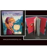 Anna's Book of Secrets Lock & Key Diary Frozen - $7.99
