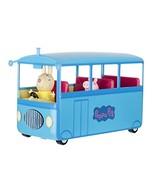 Peppa Pig's School Bus Deluxe Vehicle - $54.44