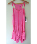 NWT Jessica Simpson Sexy Corset Inspired Short Nightgown Pink Nightie M $64 - $22.80
