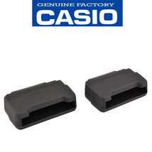 Genuine CASIO G-Shock GDF-100 Two End Piece Strap Adapter Black - $12.95
