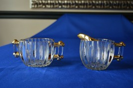 Jeannette Glass National Sugar & Creamer - $9.90
