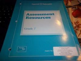 Connected Mathematics: Assessment Resources, Grade 7 [Paperback] [Jan 01, 2001]