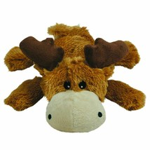 KONG Cozie Marvin the Moose Dog Toy  Medium  Free Shipping - $9.12