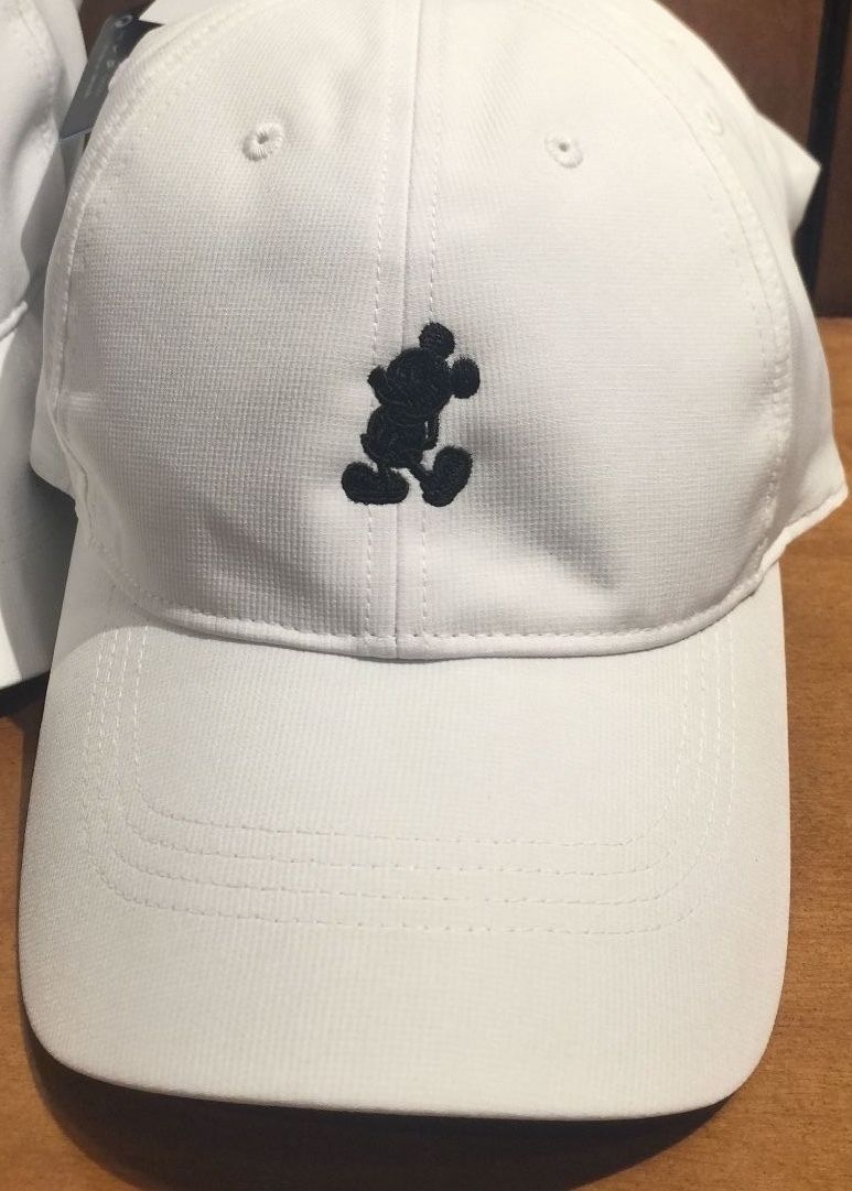3804cce2ce66b 57. 57. Previous. Disney Parks Icon Mickey Mouse Character White Nike  Baseball Cap Hat New   · Disney Parks Icon Mickey ...