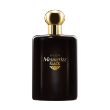Avon Mesmerize Black Eau de Toilette Spray 75 ml New Boxed  - $19.38