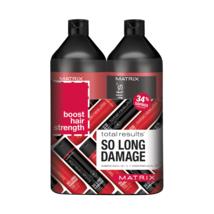 Matrix Total Results-Solong Schaden Shampoo und Spülung Liter Duo - $29.84+